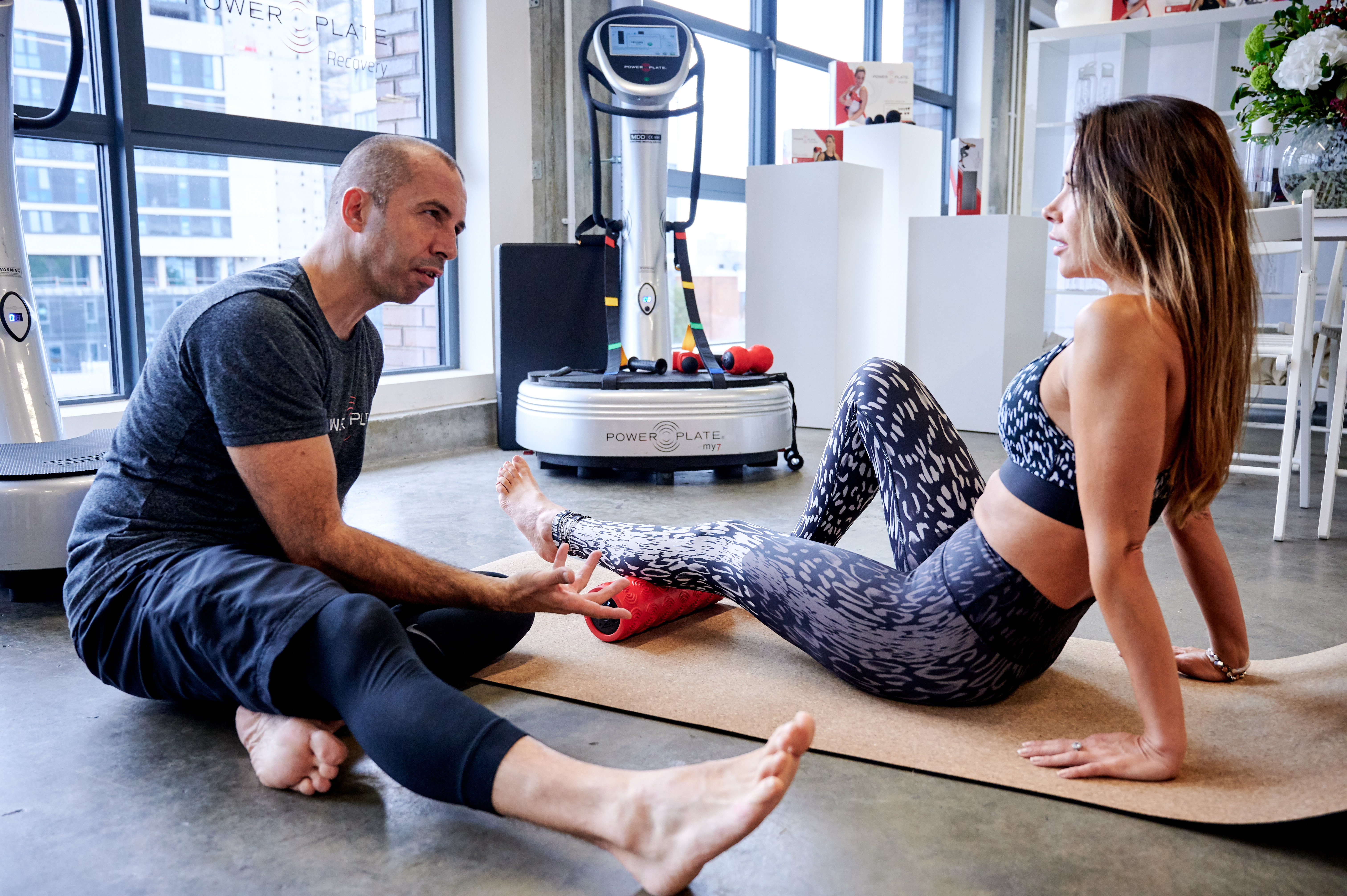How To Aid Muscle Recovery With Vibration Training