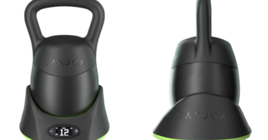World's First Digitally Adjustable Kettlebell Launches in the UK
