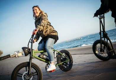 Join the electric bike revolution
