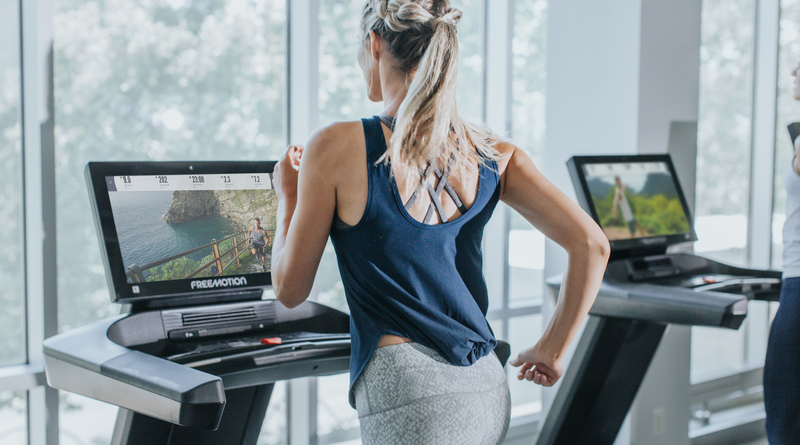 Freemotion's at the forefront of connected fitness in the commercial sector
